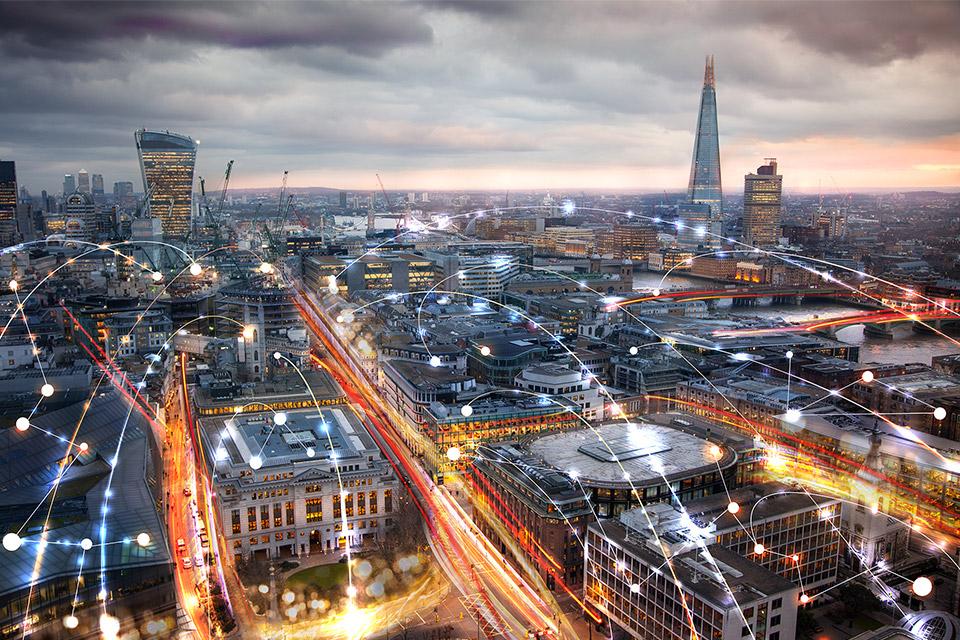 IT infrastructure london