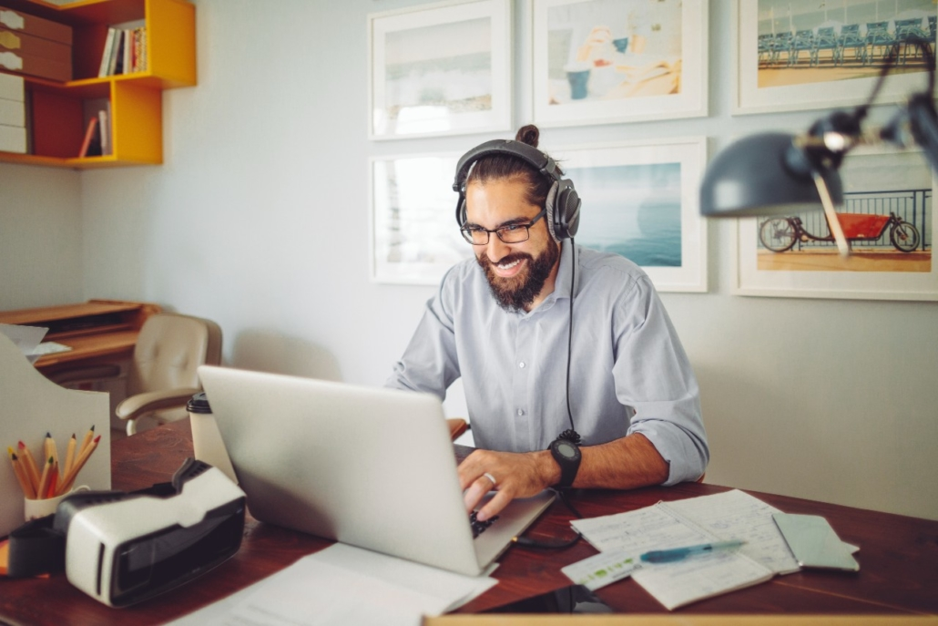 hybrid workplace work from home